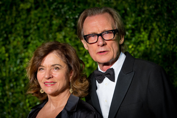 Bill Nighy, 58th London Evening Standard Theatre Awards