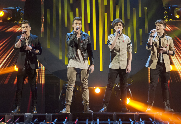 The X Factor Week 9: Union J
