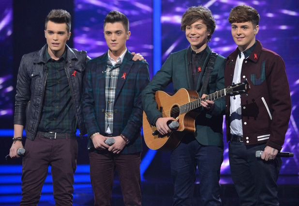 The X Factor Week 9: Union J.