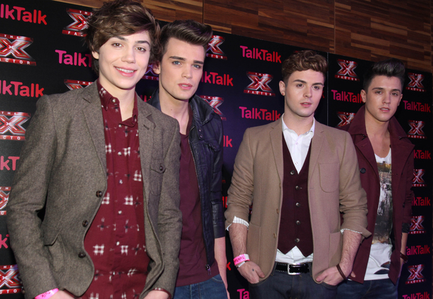 Union J, X Factor