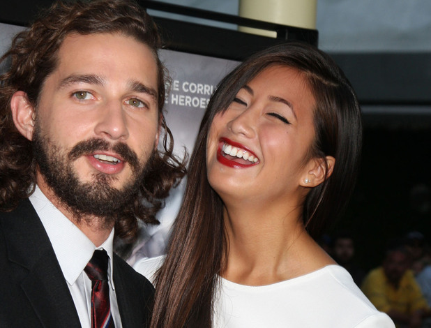Shia LaBeouf, Karolyn Pho