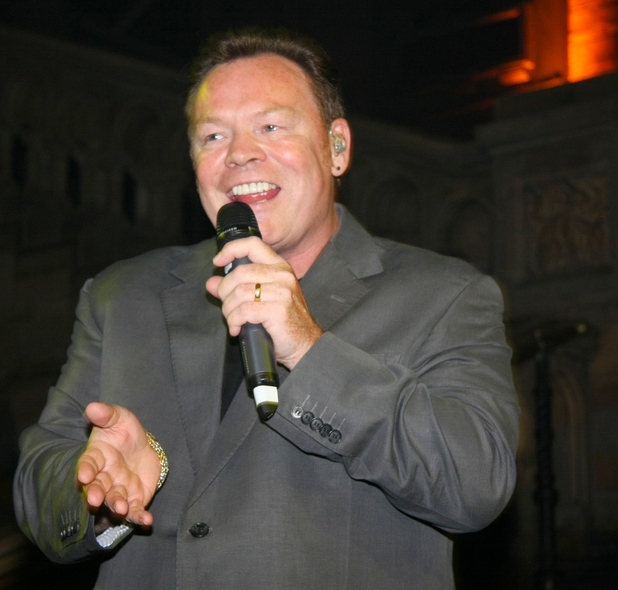ALI CAMPBELL Chain of Hope's Annual Gala 2011, held at the Natural Hisotry Museum