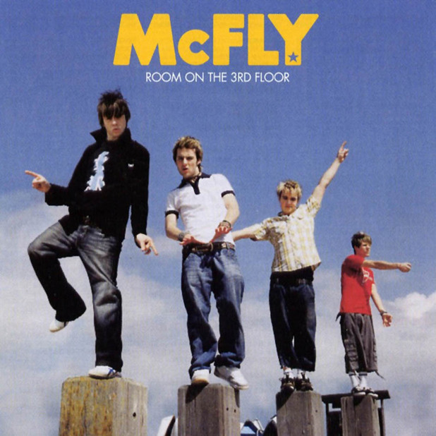 McFly 'Room on the Third Floor'