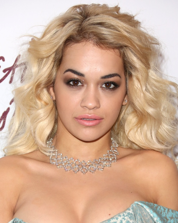 Rita Ora, The British Fashion Awards 2012