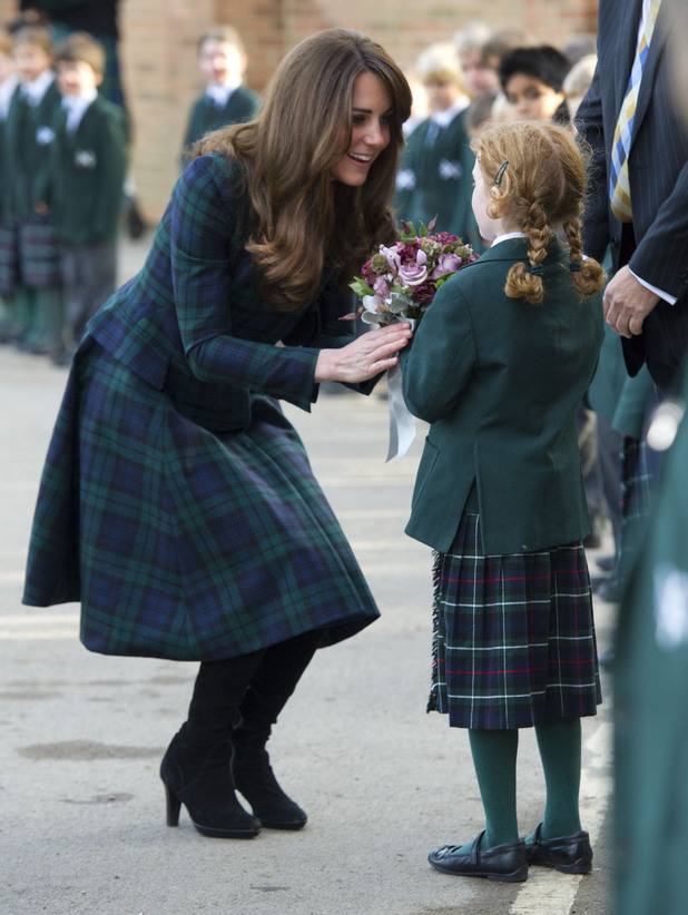 Kate Middleton, Duchess of Cambridge, St Andrew's