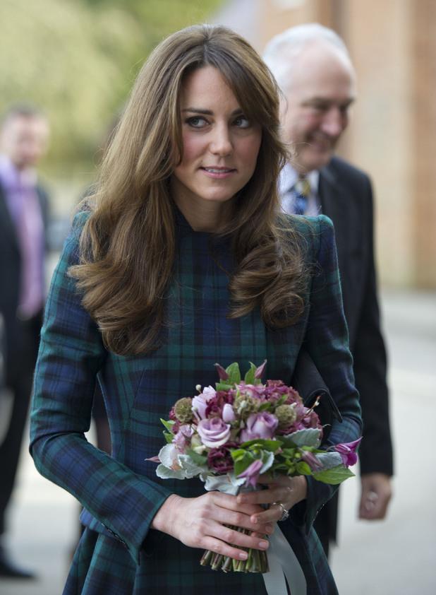 Duchess of Cambridge, Kate Middleton, St Andrew's Schoo