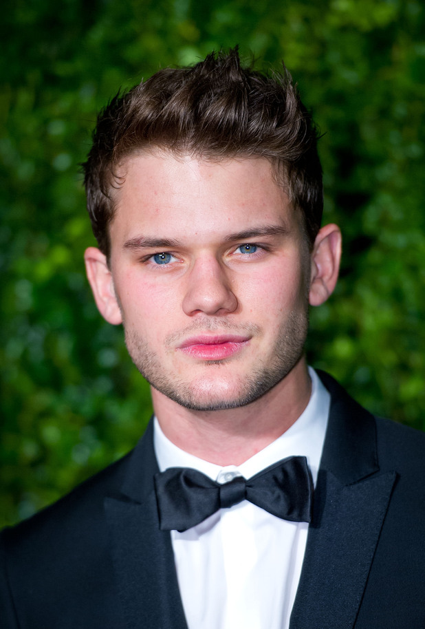 Jeremy Irvine,  58th London Evening Standard Theatre Awards