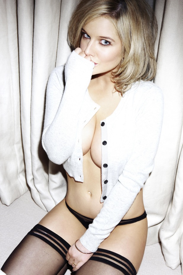Helen Flanagan for FHM