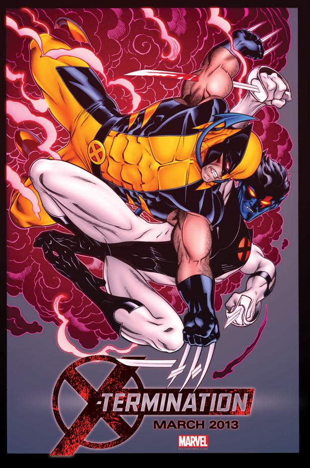 'X-Termination' Wolverine Nightcrawler teaser