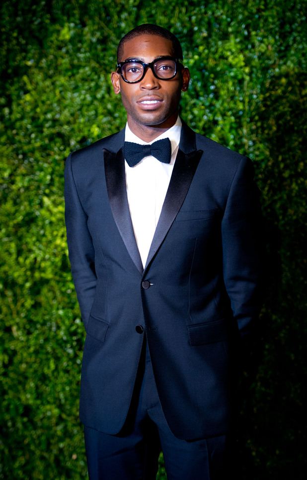 Tinie Tempah, 58th London Evening Standard Theatre Awards
