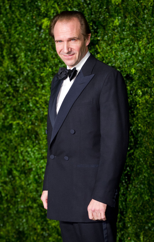 Ralph Fiennes, 58th London Evening Standard Theatre Awards