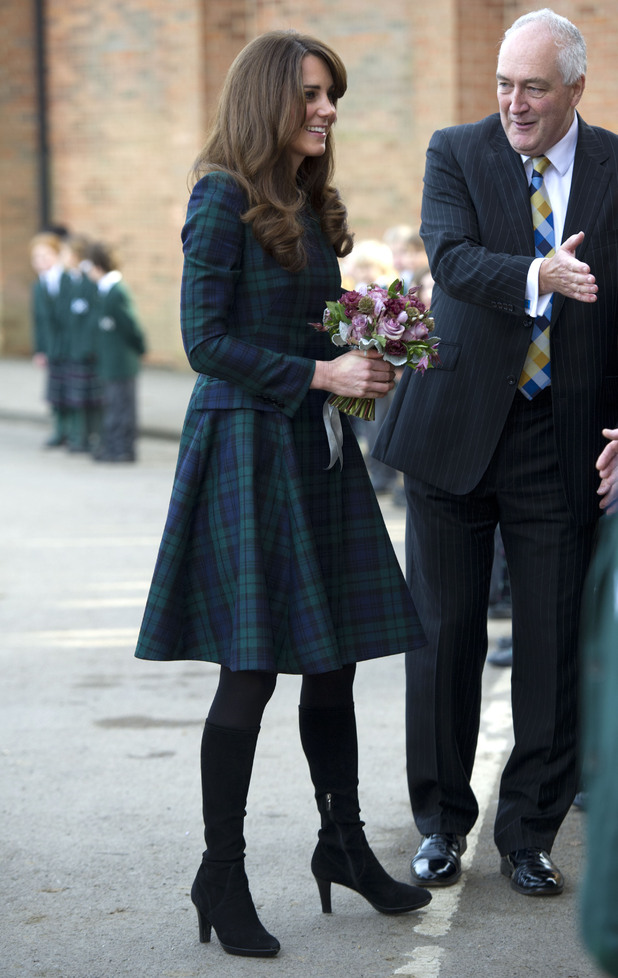 Kate Middleton, Duchess of Cambridge, St Andrew's School