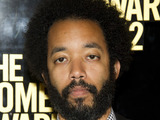 Wyatt Cenac arrives to The 2012 Comedy Awards in New York, Saturday, April 28, 2012.