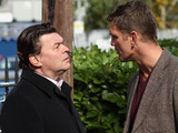 Jack lays into Derek after Derek gets him into trouble with Sharon over her addiction.