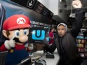 More than 200 people queued to get a Wii U from HMV in Oxford Street.