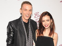 The Mortal Instruments stars remain friendly despite their recent break-up.