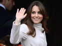 The Duke and Duchess of Cambridge confirm that Catherine is pregnant.
