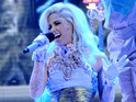 CeCe Frey defends her panned performance of 'Lady Marmalade'.