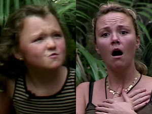 Charlie Brooks and daughter Kiki Brooks