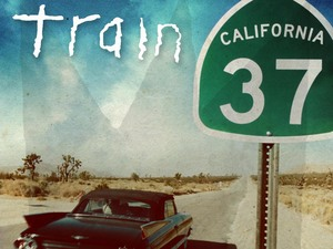 Train 'California 37' artwork