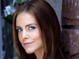 Stephanie Waring as Cindy in Hollyoaks