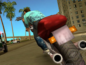 'Grand Theft Auto: Vice City' 10th anniversary screenshot