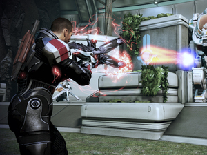 Mass Effect 3: special edition - for Wii U