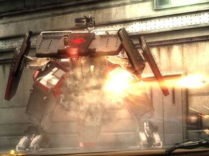 &#39;Metal Gear Rising: Revengeance&#39; screenshot