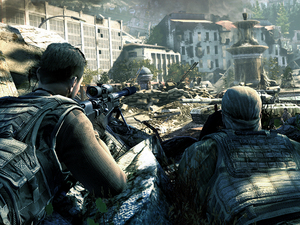 Screenshot of 'Sniper Ghost Warrior 2'
