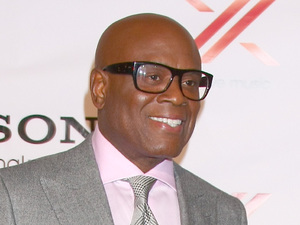 The X Factor 2012 Final Four Party at Rodeo Drive Featuring: LA Reid Where: Beverly Hills, California, United States