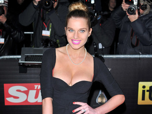 Helen Flanagan Night of Heroes: The Sun Military Awards held at the Imperial War Museum - Arrivals London, England
