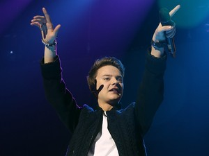 Capital FM Jingle Bell Ball 2012: Conor Maynard