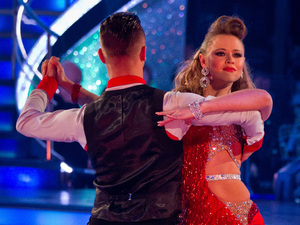Strictly Come Dancing: Kimberley and Pasha