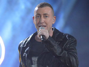 The X Factor Final: Christopher Maloney.