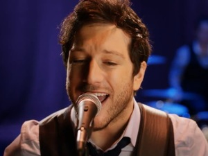 Matt Cardle in 'Anyone Else' video
