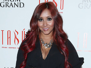 Nicole 'Snooki' Polizzi hosts a post fight party at the Tabu Ultra Lounge.