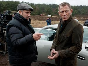 &#39;Skyfall&#39;, Sam Mendes, Daniel Craig