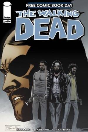 'The Walking Dead' cover