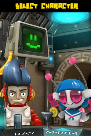 Catcha Catcha Aliens! screenshot