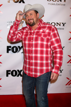 The X Factor 2012 Final Four Party at Rodeo Drive Featuring: Tate Stevens Where: Beverly Hills, California, United States