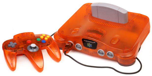 N64 orange
