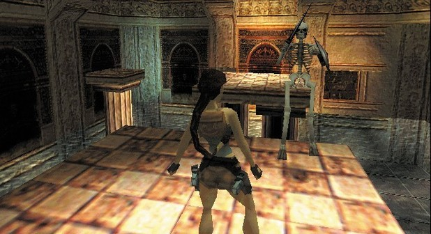 Tomb Raider (for Playstation)