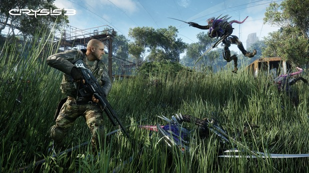 screenshot of Crysis 3