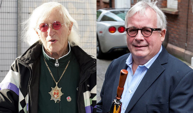 Sir Jimmy Savile, Christopher Biggins