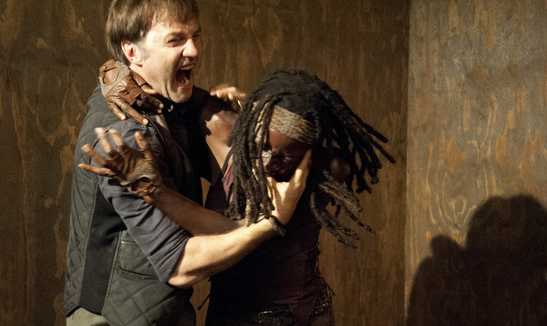 The Walking Dead S03E08: &#39;Made to Suffer&#39;