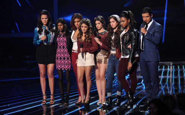The X Factor USA Top 6 results show: Diamond White is eliminated