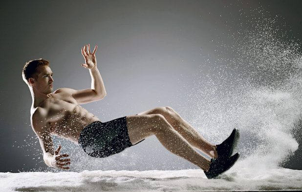 Greg Rutherford, NOW magazine
