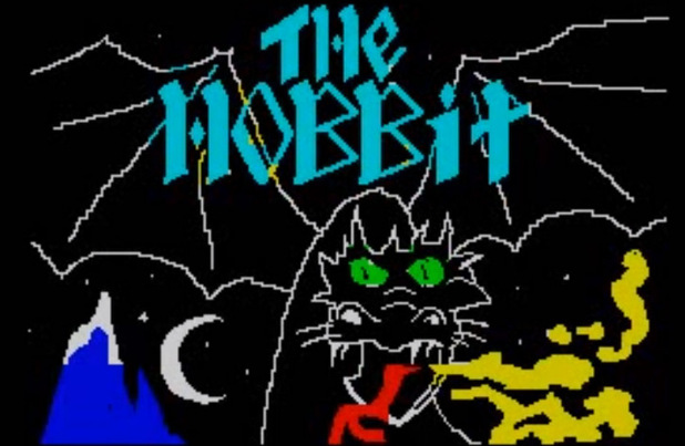 The Hobbit 1982 game
