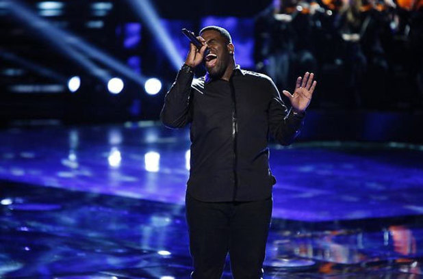 The Voice Season 3 - Top 6 perform live: Trevin Hunte