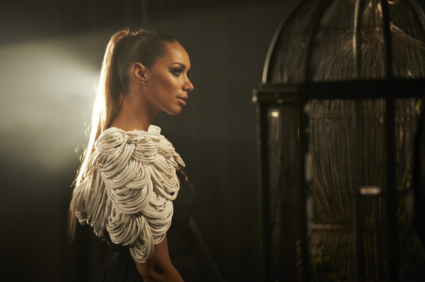 Leona Lewis BTS 'Lovebird' music video.